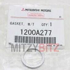M/T CASE PLUG GASKET