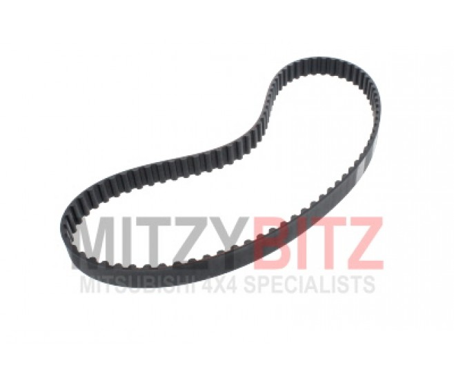 BALANCE SHAFT BELT FITS MITSUBISHI PAJERO/SHOGUN 2.5D 87 TO 93 QH MD363481 FOR A MITSUBISHI PAJERO - V24C