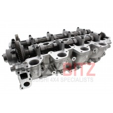 BUILT ENGINE CYLINDER HEAD