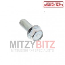 CAMSHAFT PULLEY BOLT