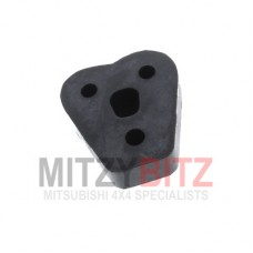 EXHAUST RUBBER MOUNTING BLOCK