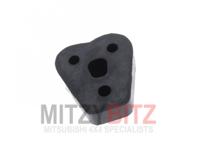 EXHAUST RUBBER MOUNTING BLOCK  FOR A MITSUBISHI L200,L200 SPORTERO - KB8T