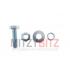 1 X EXHAUST FITTING BOLT (36MM)