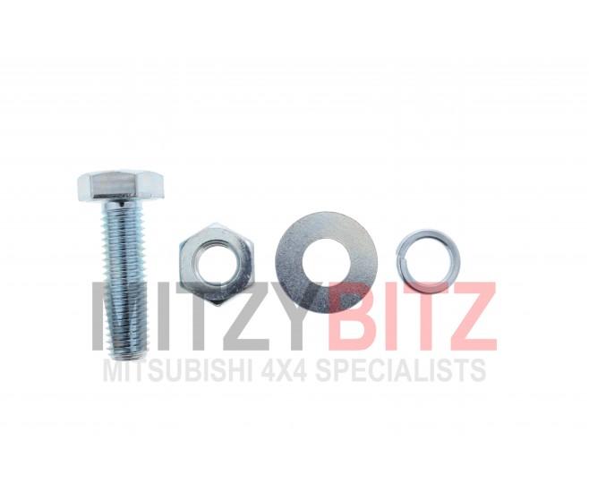 1 X EXHAUST FITTING BOLT (36MM) FOR A MITSUBISHI MONTERO - V43W