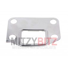 ENGINE EGR VALVE GASKET TO INLET MANIFOLD 4 Bolt square hole