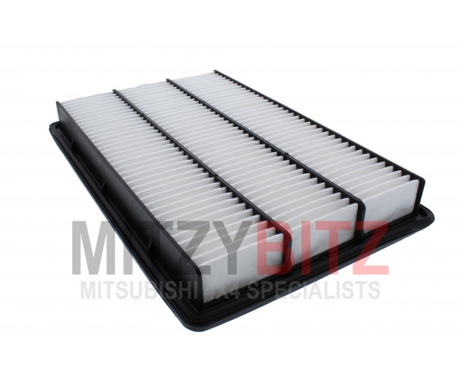 AIR CLEANER FILTER FOR A MITSUBISHI PAJERO/MONTERO - V68W