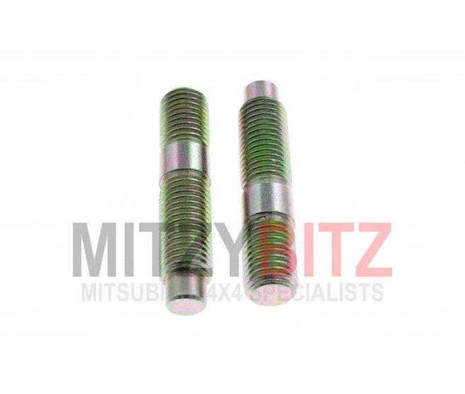 EXHAUST MANIFOLD TO TURBO STUD (M10) FOR A MITSUBISHI L200,L200 SPORTERO - KB4T