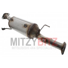 DPF EXHAUST ASSEMBLY