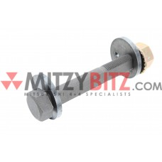 REAR COIL SPRING LOWER ARM CAMBER BOLT