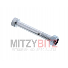 REAR SUSPESION LEAF SPRING PIN BOLT ( FRONT OF SPRING )