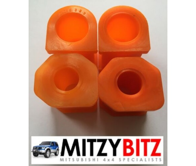 FRONT ANTI ROLL BAR BUSH KIT ( KING CAB & SINGLE CAB MODELS ONLY ) FOR A MITSUBISHI L200 - K74T
