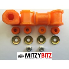 COMPLETE FRONT ANTI ROLL BAR BUSH KIT