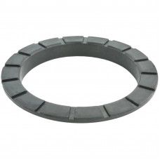 REAR COIL SPRING UPPER SEAT RUBBER PAD