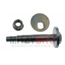QUALITY FRONT WISHBONE LOWER ARM CAMBER BOLT ( BOLT ONLY )	( FEBEST )