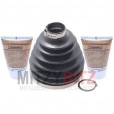 REAR AXLE BOOT INNER CV JOINT KIT PVC 113.5X114.5X34.5
