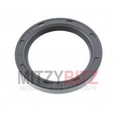 FRONT CRANK SHAFT OIL SEAL