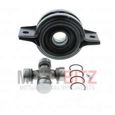 CENTRE PROP SHAFT BEARING & 85MM U.J KIT