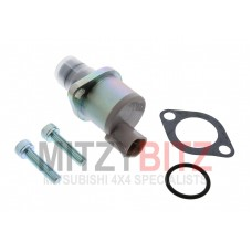FUEL PUMP SUCTION CONTROL REGULATOR VALVE