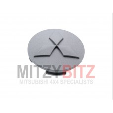 ALLOY WHEEL CENTRE HUB CAP (60mm) x 1  4252A060