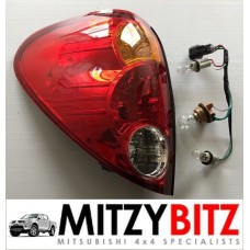 REAR BODY QTR TAIL LAMP LIGHT L/H