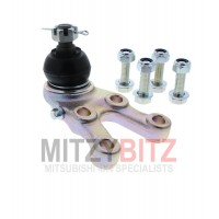 BOTTOM LEFT BALL JOINT & BOLTS L/H