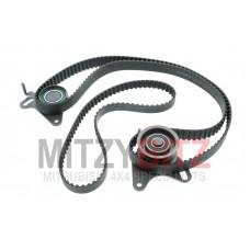 ENGINE CAM / TIMING & BALANCE BELT & TENSIONER KIT
