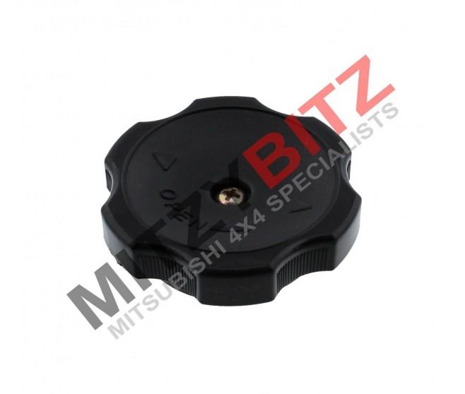 NEW OIL FILLER CAP FOR A MITSUBISHI PAJERO MINI - H56A
