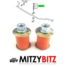 FRONT SUSPENSION ANTI ROLL BAR CENTRE LINK BUSHES