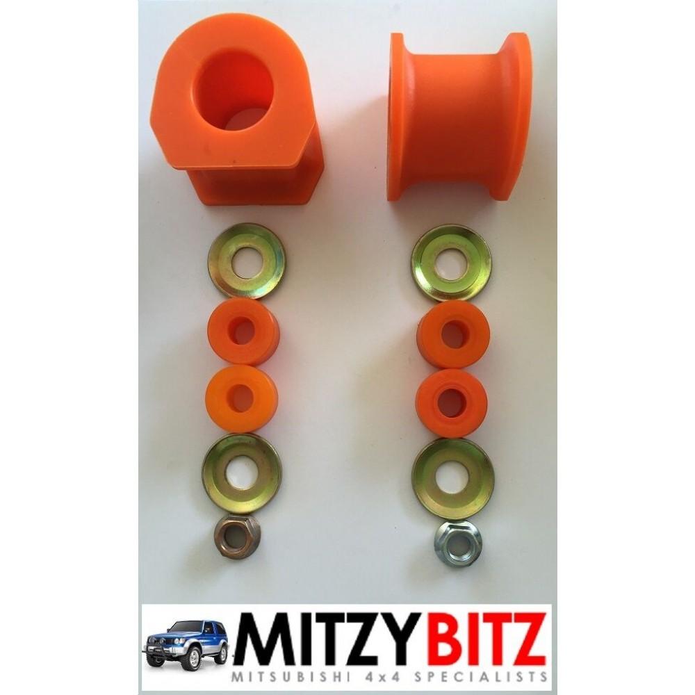 Front Anti Roll Bar Bush Kit For Mitsubishi Pajero//Shogun MK2 LWB ONLY! 30MM