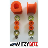 30MM FRONT ANTI ROLL BAR BUSHES & LINK BUSHES