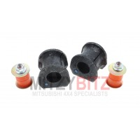 28MM FRONT ANTI ROLL / STABILISER BAR BUSH KIT ( POLYUTHERANE )