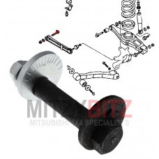 REAR COIL SPRING LOWER ARM REAR CAMBER BOLT (One side)