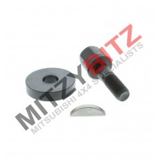 2.5 4D56 CRANK PULLEY BOLT, WASHER WOODRUFF KEY