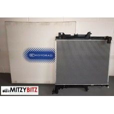 27MM CORE RADIATOR