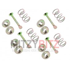 HANDBRAKE SHOES FITTING KIT