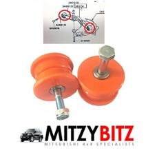 REAR DIFF DIFFERENTIAL SUPPORT BUSH KIT ( POLYUTHERANE )