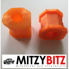 FRONT OUTER ANTI ROLL BAR BUSHES ONLY