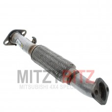 FRONT EXHAUST DOWN PIPE