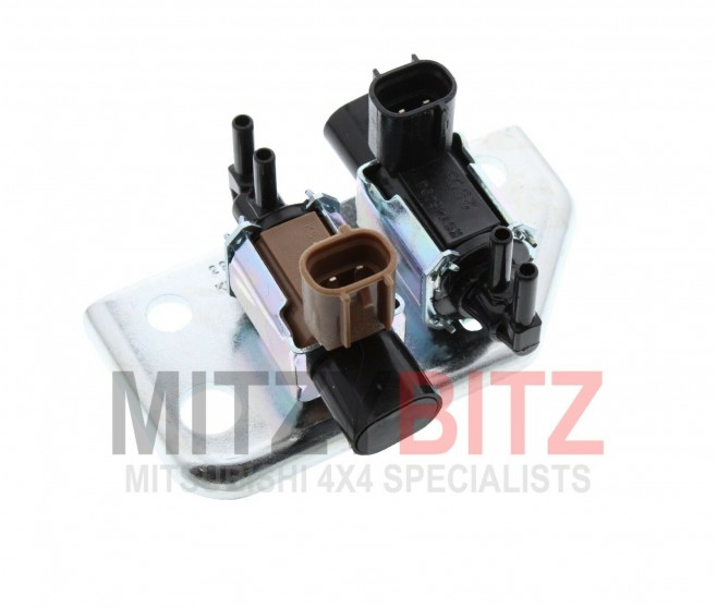 TURBO BOOST SOLENOIDS FOR A MITSUBISHI L200 - K74T