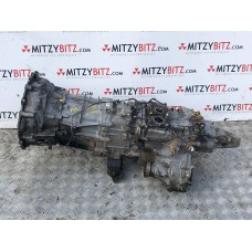 MANUAL GEARBOX WITH TRANSFER 4WD BOX