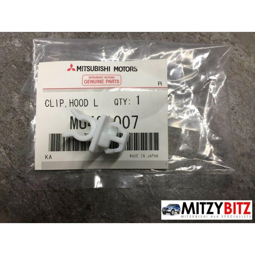 Tow Bar Fitting Bolts /& Instructions Mitsubishi Pajero Shogun MK2 1990-2000